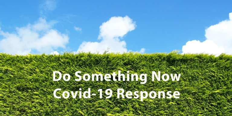 Do Something Now – Covid-19 Response fund