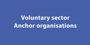 Voluntary sector anchor organisations
