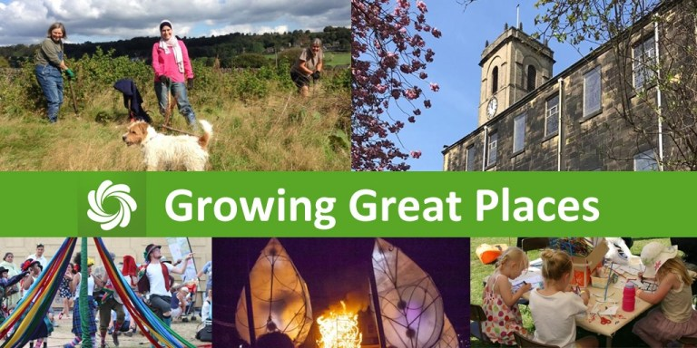 Growing Great Places montage