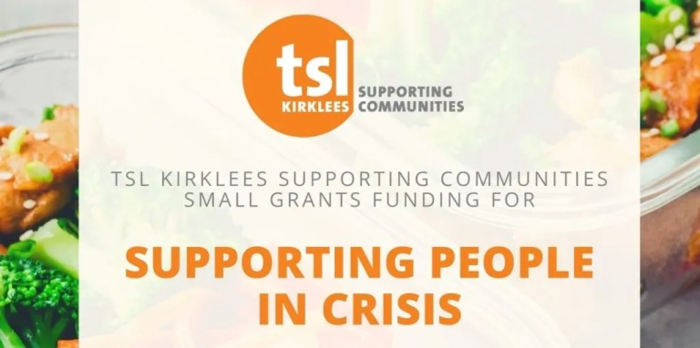 Supporting Communities fund