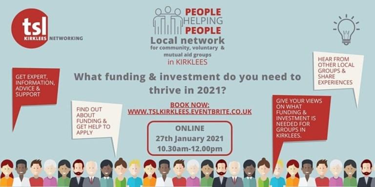 People Helping People – 27th January 2021