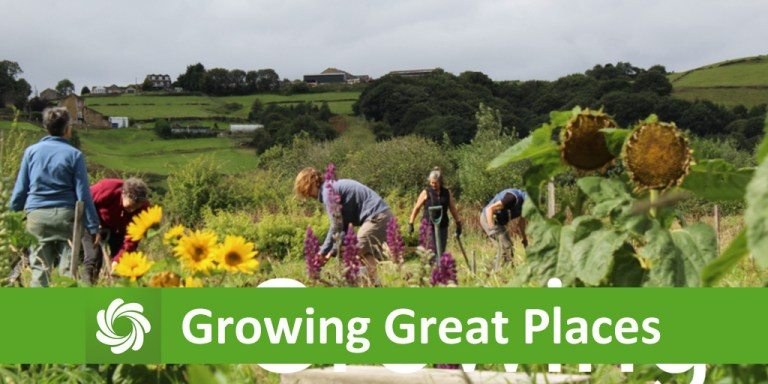 Growing Great Places crowdfunding – spring drop-ins