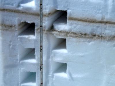 snowpit measurements