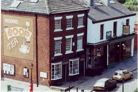 The Co-operative Museum, Toad Lane, Rochdale.