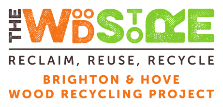 Richard Mehmed sets up the country's first community wood recycling project in Brighton