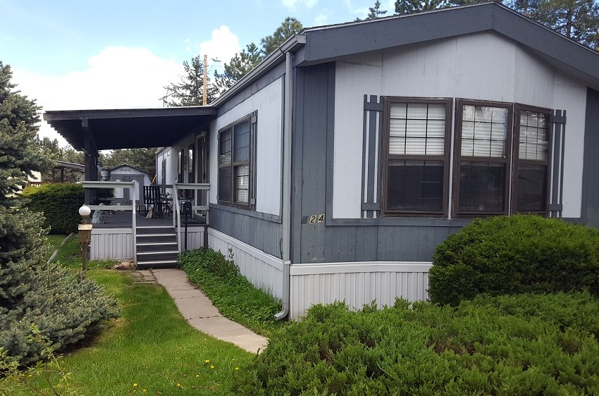 MUST SEE: Feature Packed Manufactured Home Inside 55+ Community