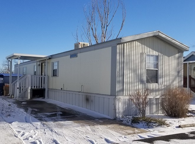 mobile home colorado for sale