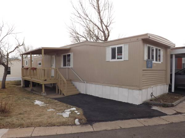 Mobile Home remodel
