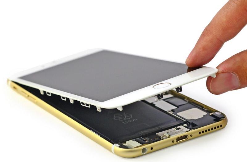 Cómo Cambiar Pantalla Iphone 6