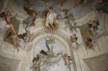 Ossuccio Sacro Monte - Interior of Chapel