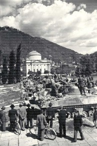 Allied army gathers at Tempio Voltiano