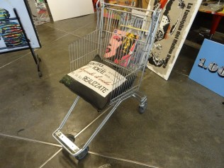 The Trolley Seat
