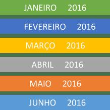 Quadro de Filhotes 2016