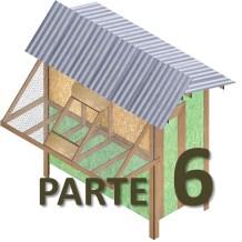 Modelo de Pombal em OSB 6ª parte