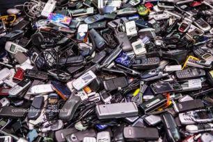 Descartar celular velho que não vai mais usar