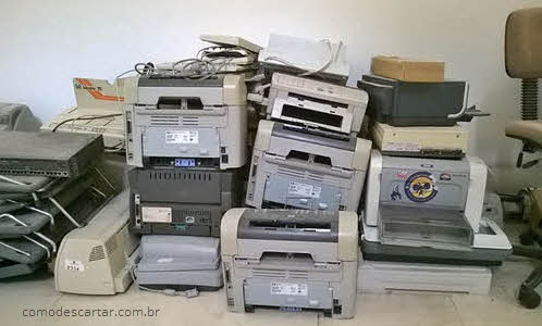 Como descartar equipamento HP