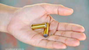 Como descartar munição corretamente