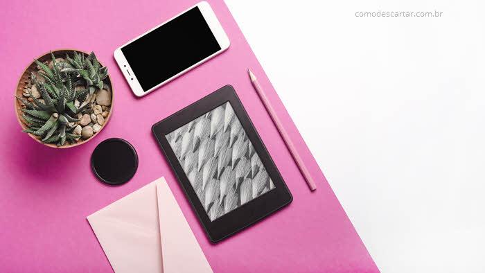 Como descartar e-reader Kindle, Kobo e outros
