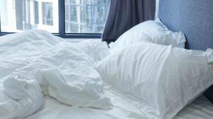 Como descartar roupa de cama