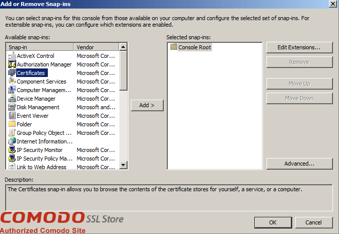 Move Or Copy Ssl Certificate From A Windows Server To Another