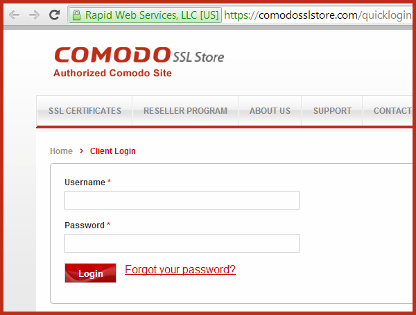 How to Create Secure Login Form for Website with SSL Certificate