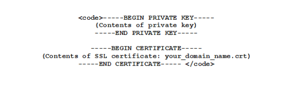 Miniserv Pem File