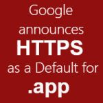 HTTPS as a Default for .app