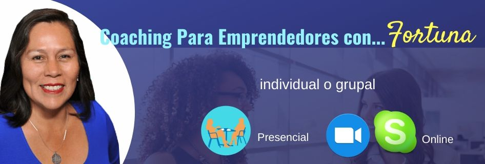 coaching para emprendedores con fortuna