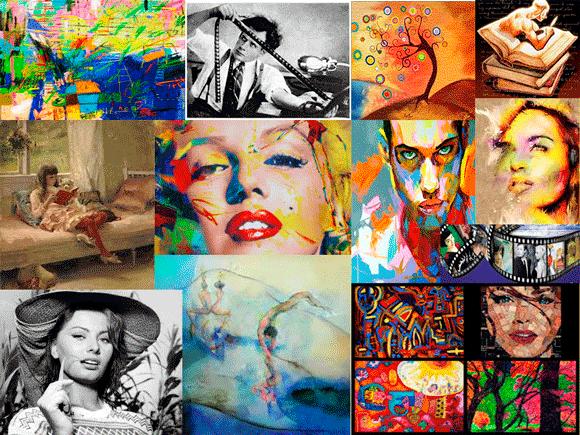 Comunidad artística