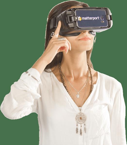 matterport  realidad virtual CoreVR - comoestaralli