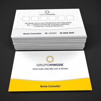Cartão de Visita Hinode Modelo 05