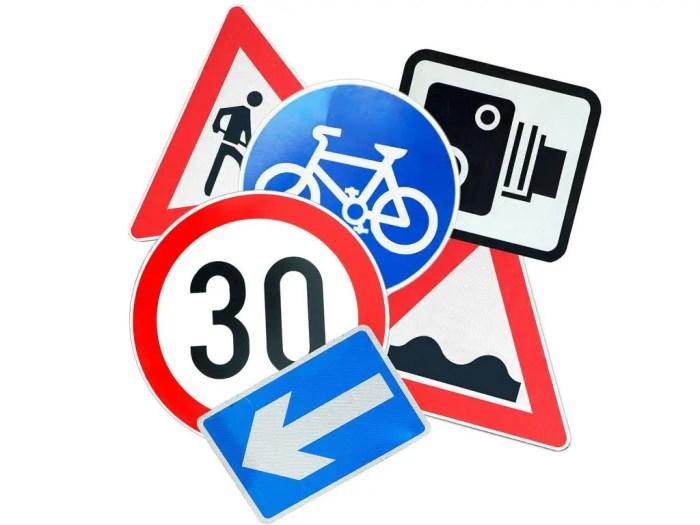 Si no existieran leyes, actividades como conducir, ir en bicicleta o transitar a pie por las calles, tendrían mucho peligro