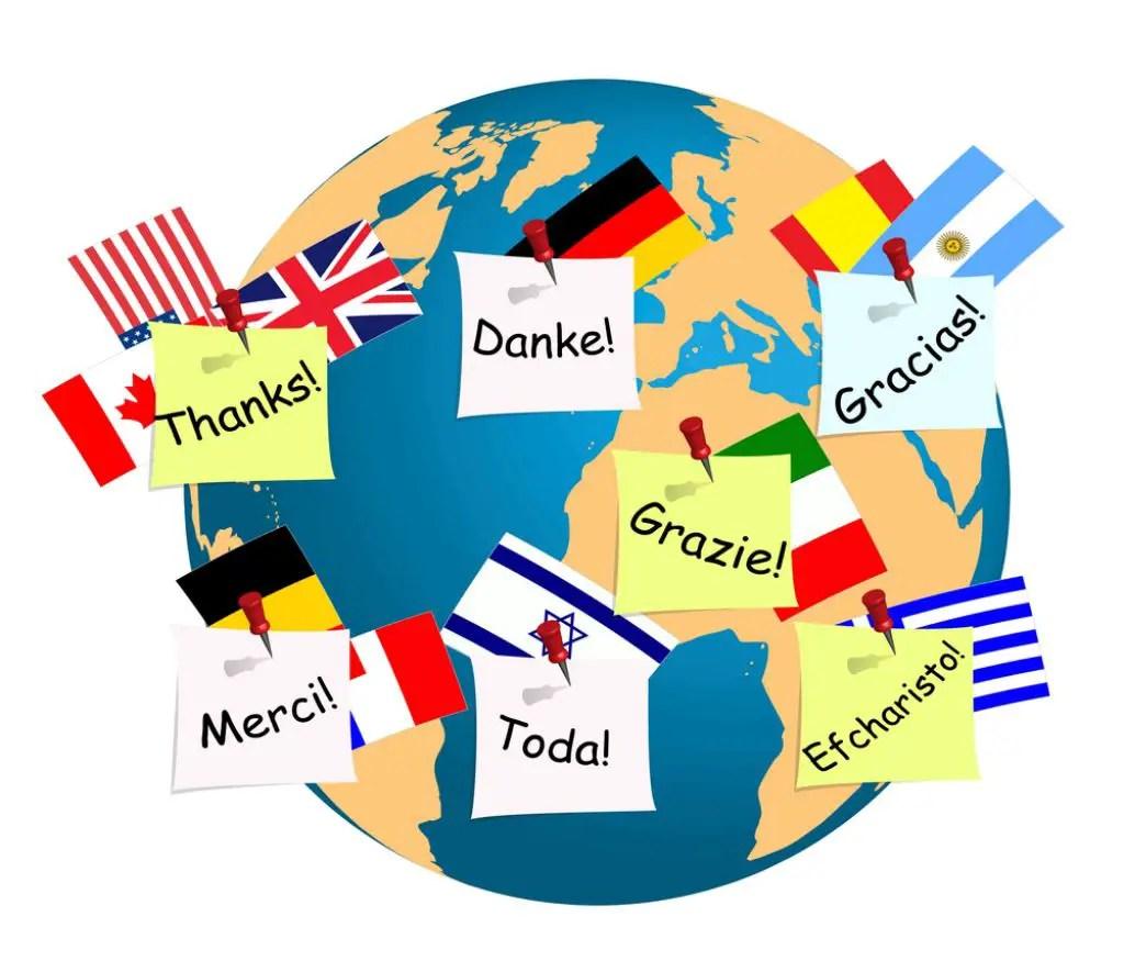 Cu ntos idiomas hay en el mundo y los mas hablados for Cuantas empresas hay en europa