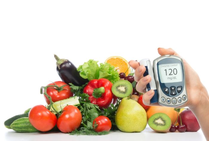 Es necesario mantener una dieta equilibrada con el objetivo de controlar la diabetes