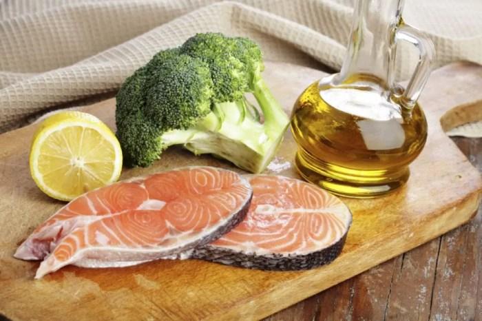 Alimentos con aceites y grasas saludables