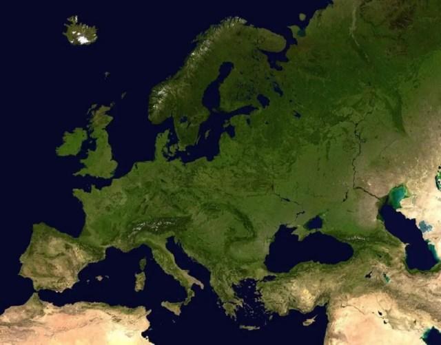 Cuntos pases hay en Europa