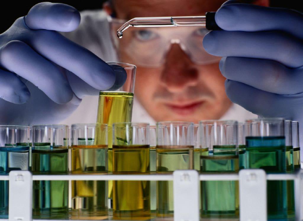 Qu es la qumica y cules son sus campos principales