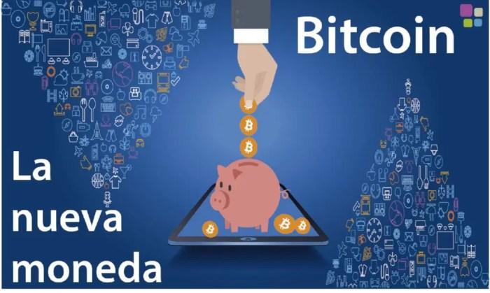 Una de las diferencias con los ingresos normales, es que el bitcoin no esta gobernado por ningun banco ni central