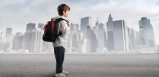 niños que viven en la ciudad consecuencias