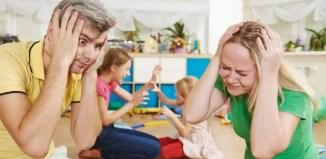 nuevos padres vida romantica afectada