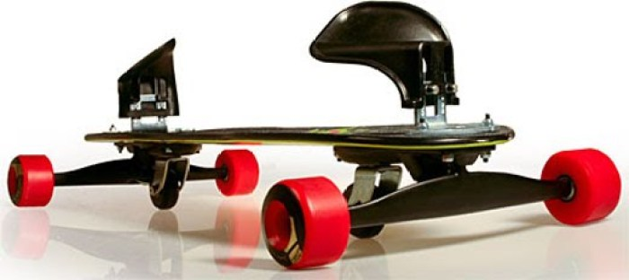 tipos de skate patinaje