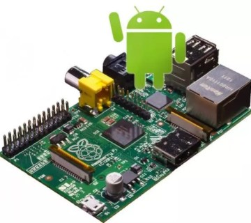 Raspberry Pi y Android