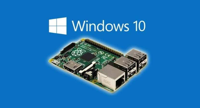 Windows 10 Raspberry PI