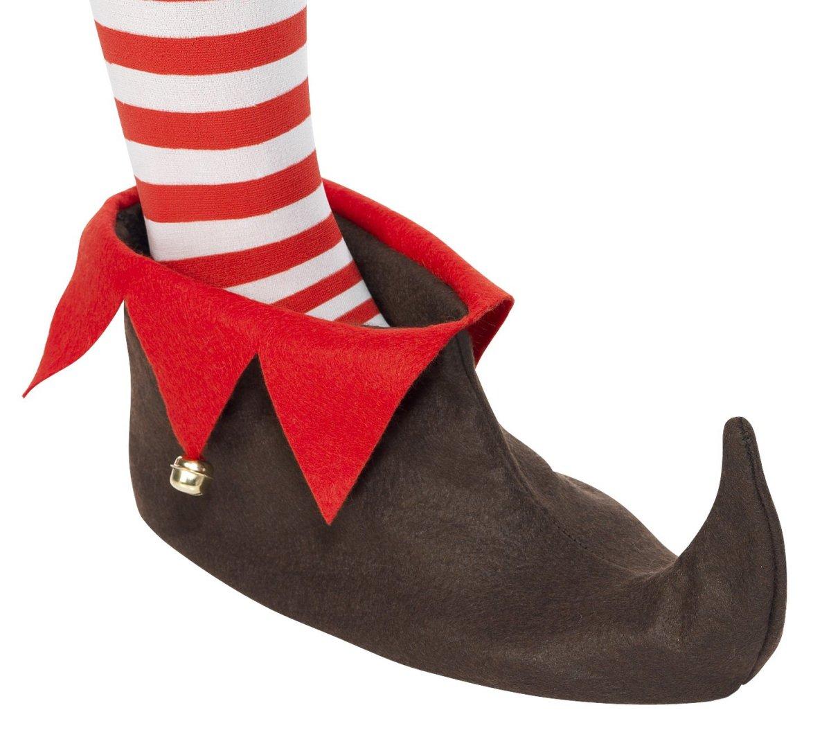 Cómo hacer zapatos para disfraz de duende