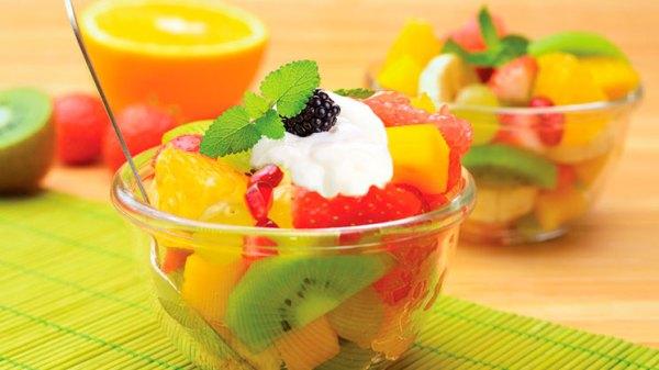 Cómo hacer una ensalada de fruta especial
