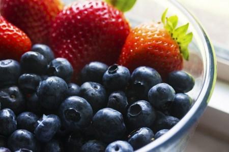 Cómo hacer barras de granola con frutas