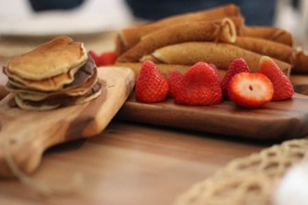 Cómo hacer rollitos de pan francés 3