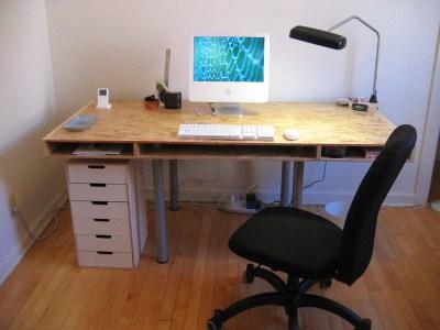 Cómo organizar el escritorio de trabajo 1