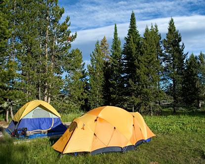 Cómo organizar un paseo para ir de camping 1
