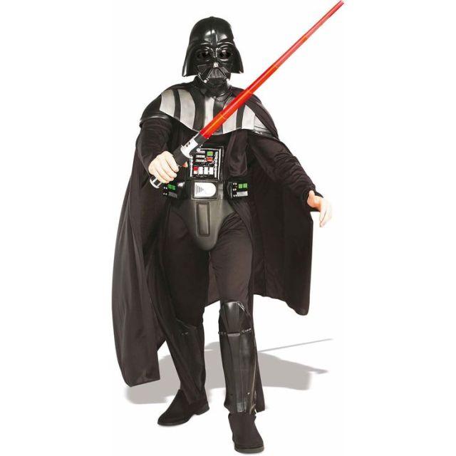 Cómo hacer un disfraz de Darth Vader - ¿Cómo lo puedo hacer?